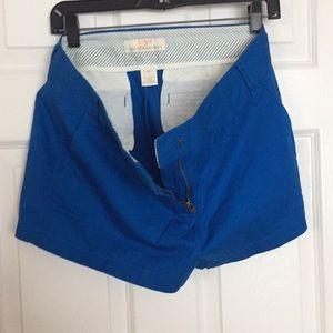 jcrew factory chino shorts